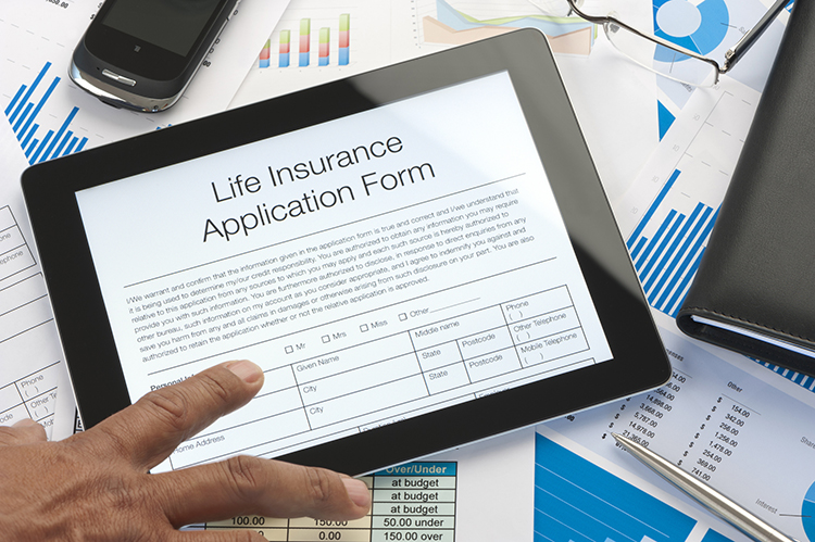 Life Insurance Apllication